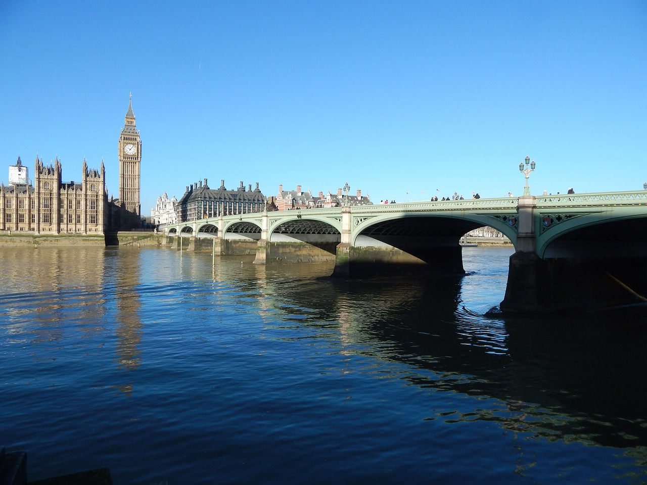 big-ben-638985_1280 London Bridge