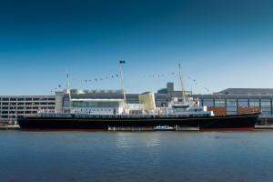 The Royal Yacht Britannia CREDIT copyright Marc Millar