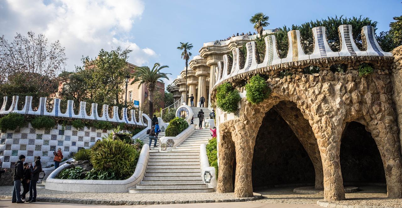 guell-park-1157681_1280 Barcelona