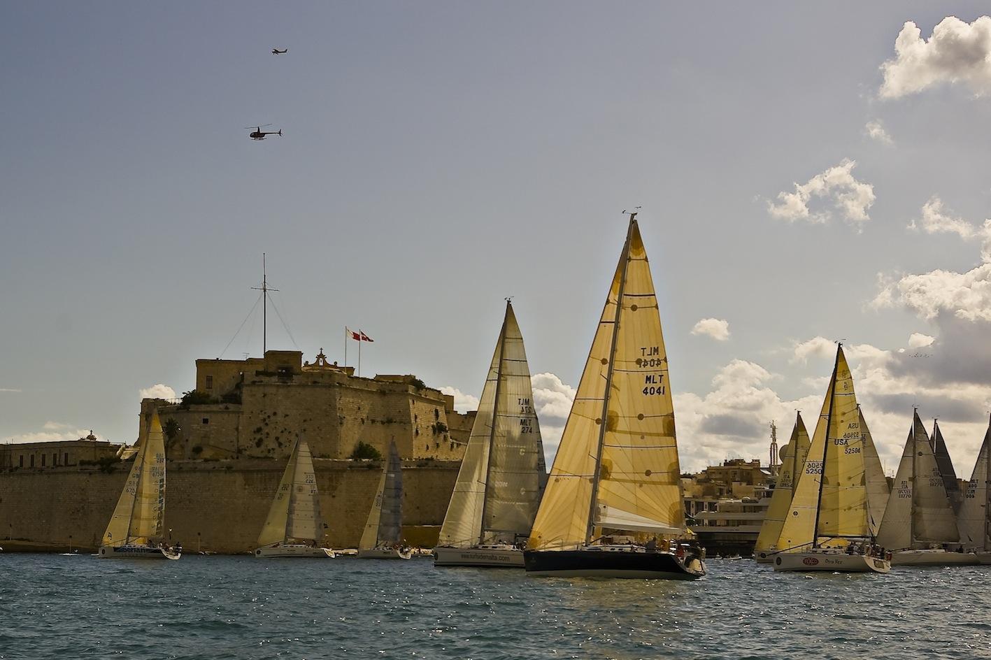 Rolex Middle Sea Race (1)