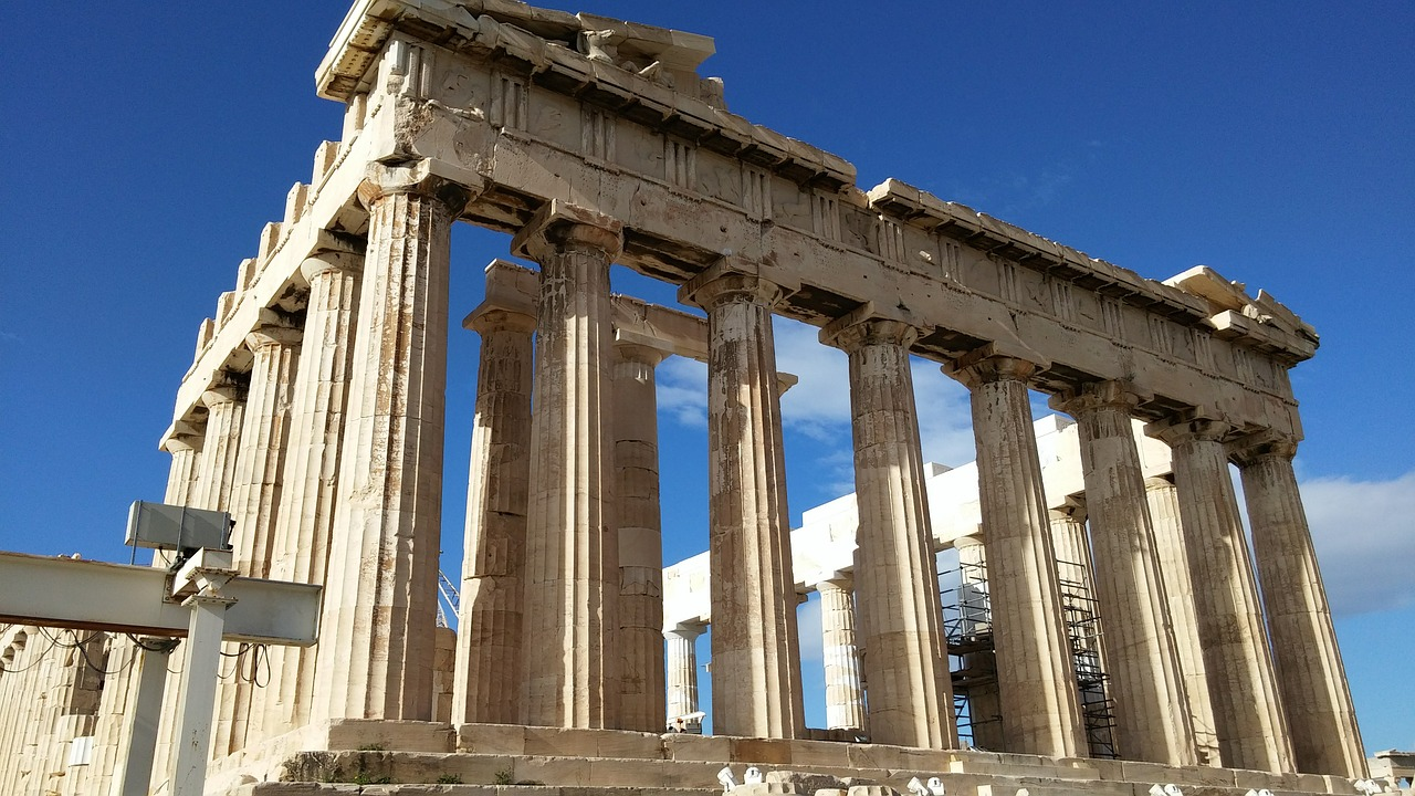 Greece - parthenon-595238_1280