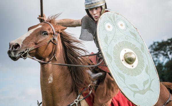 3743 Roman Cavalry 0668 -® Ben Blackall