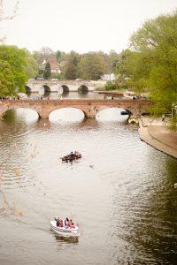 Views of Bridge Foot on the River Avon in Startford-upon-Avon -c. RSC Stratford upon Avon www.jamesbedford.com