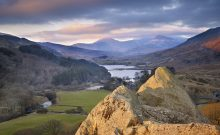 Snowdon_from_the_Pinnacles_and_Capel_Curig,_Snowdonia,_Gwynedd,_Wales,_UK._cVisitBritain___001