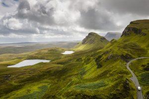 The Quiraing, part of the Trotternish ridge on the Isle of Skye - credit Visit Scotland