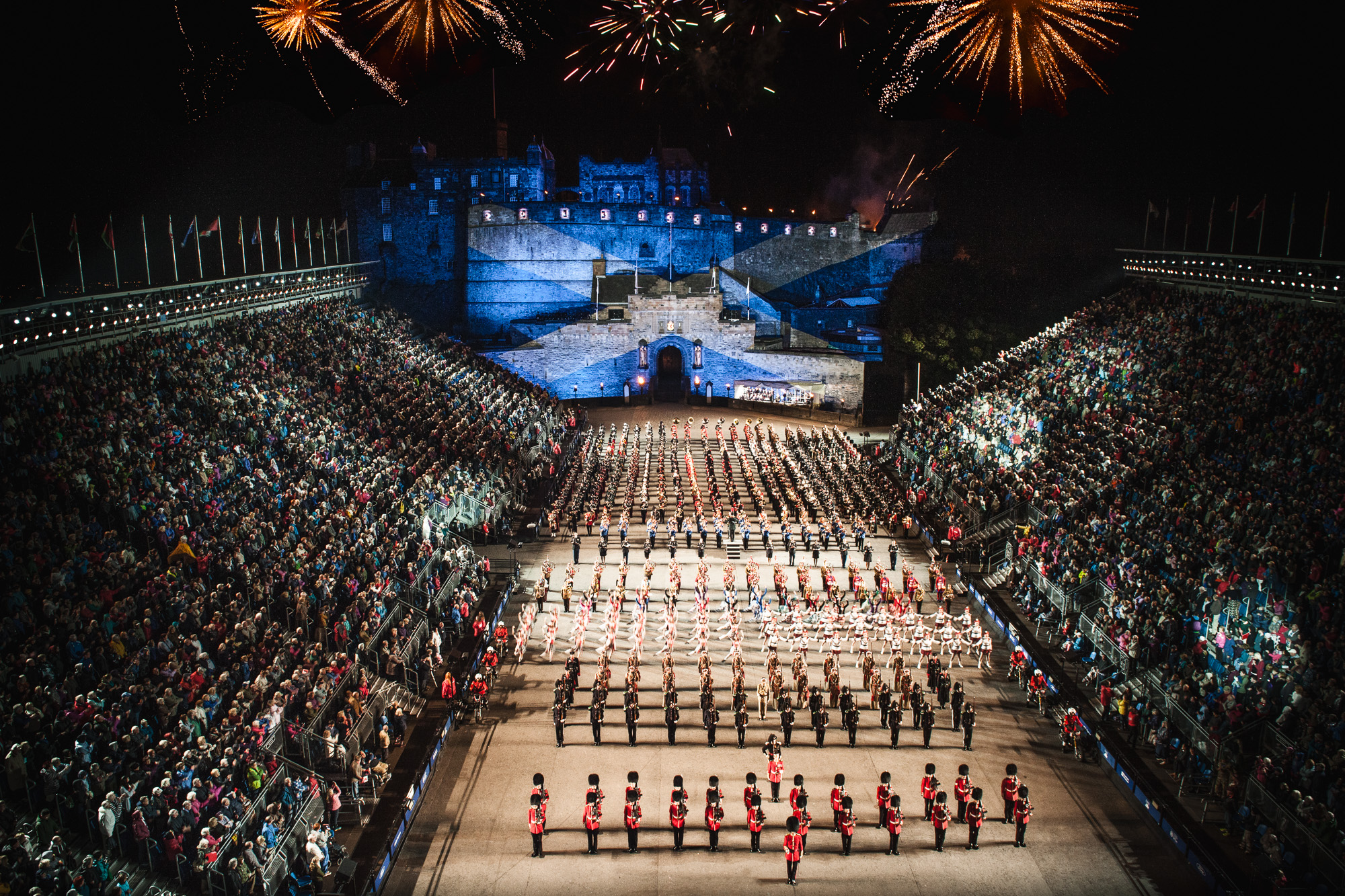 The royal edinburgh military tattoo 2017 mw travel talk for Royal edinburgh military tattoo