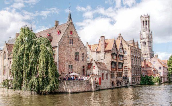 Bruges belfry-2611575_1280