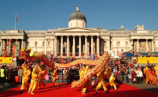 performance-at-the-chinese-new-year-celebrations-2004,-trafalgar-square,-london,-england